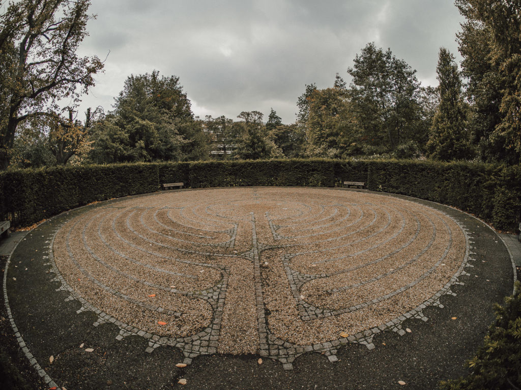 parc garden Edimbourg Ecosse Edinburgh scotland