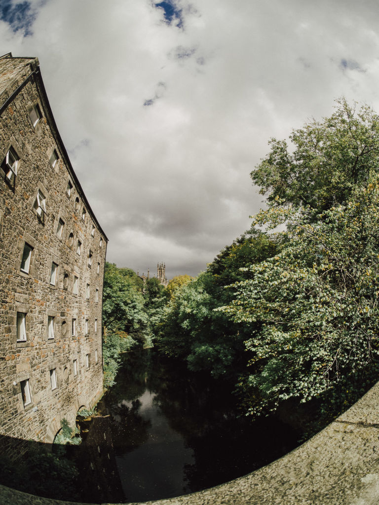 Dean Village bridge