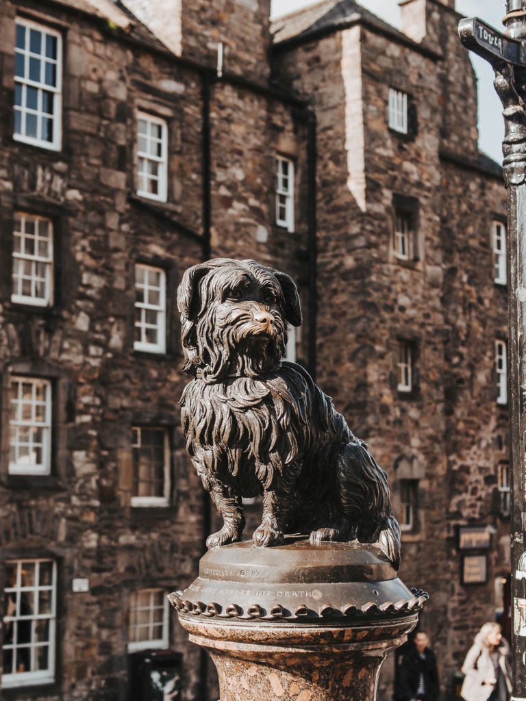 Greyfriars dog edinburgh