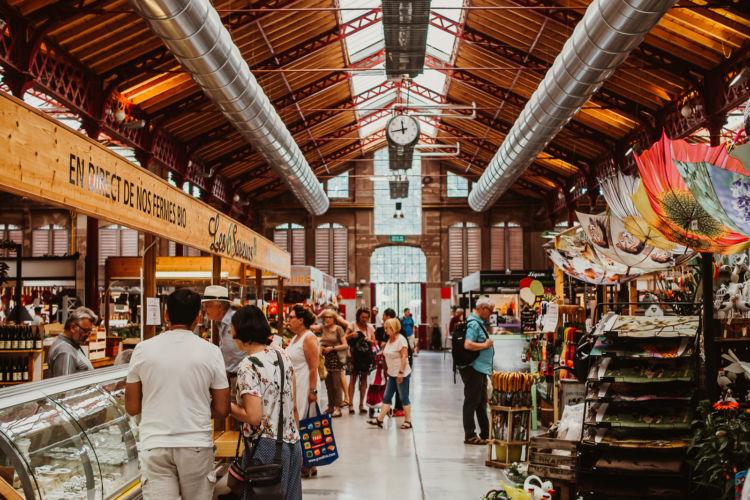 marché halles colmar