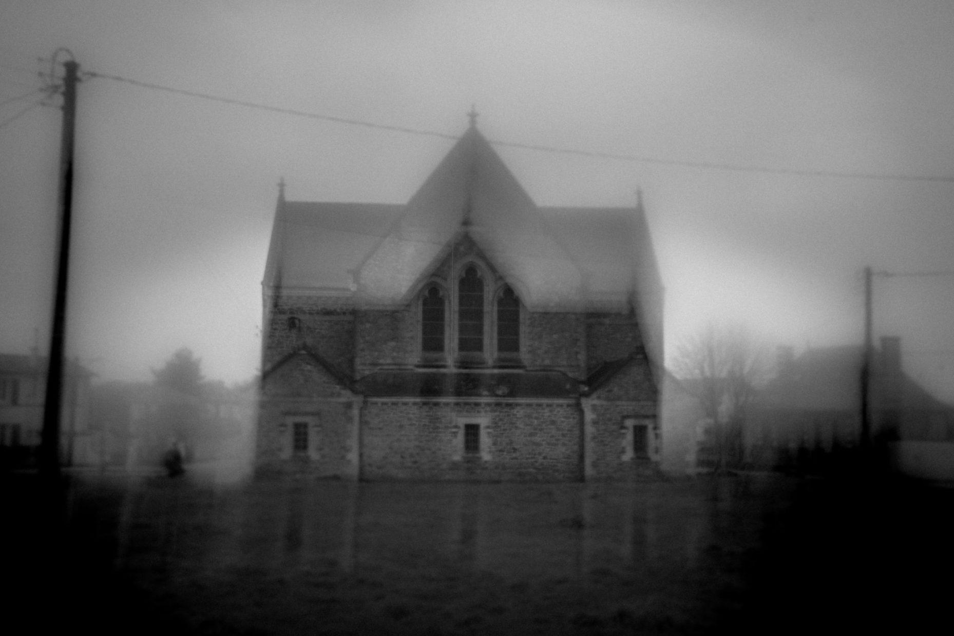 Chapelle de Clisson éthérée